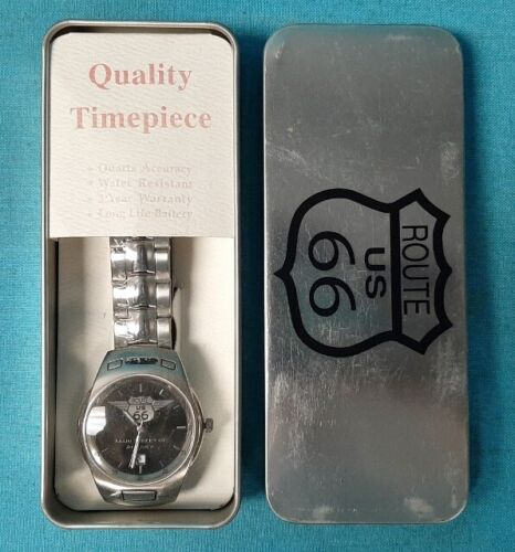 """New """"Route 66"""" Mens wrist watch"""