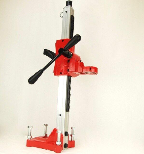"NEW BLUEROCK® Model Z1S - 4"" Core Drill Stand - For Concrete Coring"