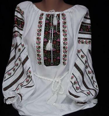 Ukrainian Embroidered Blouse for women. Sorochka Vyshyvanka Tradition Shirt  for sale  Shipping to Canada