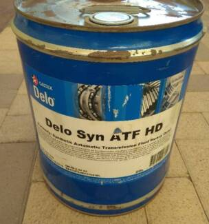 100% Synthetic Caltex Auto Transmission Fluid 20ltrs Unopened