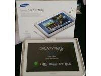 Samsung Galaxy Note 10.1 Tablet (WiFi + Cellular) - White