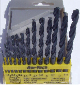 13Pc-HSS-Drill-Bit-Set-Plastic-Wood-Metal-1-5mm-6-5mm