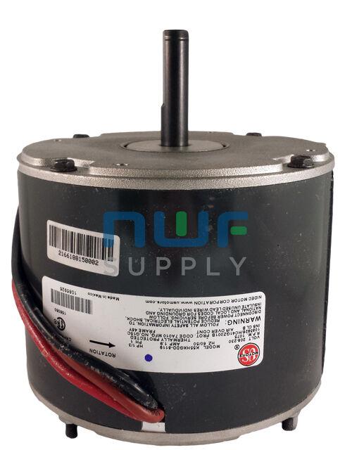 ICP Tempstar Comfortmaker Heil OEM Condenser Fan Motor 1064946 HQ1064946EM