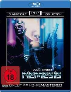NEMESIS-1-Sin-cortes-amp-remasterizado-OLIVER-GRUNER-BLU-RAY-Nuevo