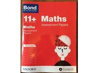Bond Assessment Papers 11+ Exam
