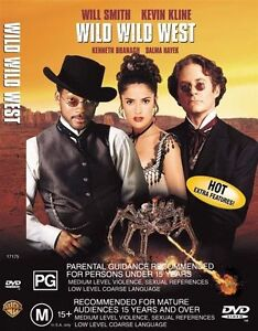 Wild Wild West DVD NEW