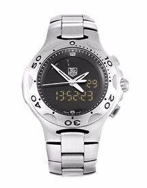 Tag Heuer F1 Formula One KIRIUM CL111A Men's Sports Watch Chronograph Jewellery
