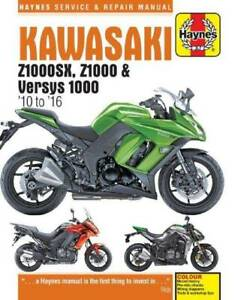 Kawasaki Z1000SX Z1000 Versys******2016 Haynes Repair Manual Blacktown Blacktown Area Preview