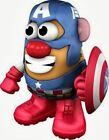 Captain America Mr. Potato Head Action Figures