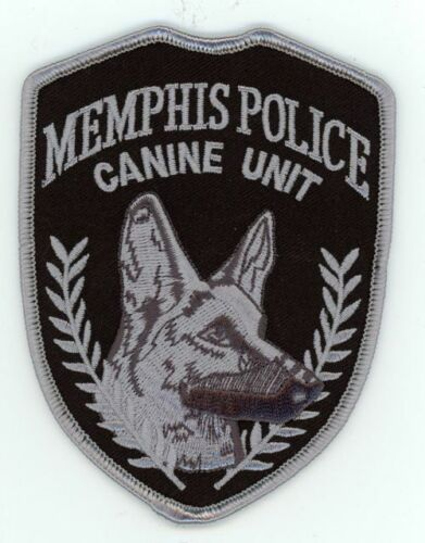 MEMPHIS POLICE K-9 TENNESSEE TN NEW PATCH SHERIFF