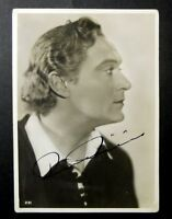 Foto Con Autografo Renzo Ricci - 1930 / 40 Ca. -  - ebay.it