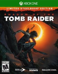 Shadow of the Tomb Raider | Limited Steelbook