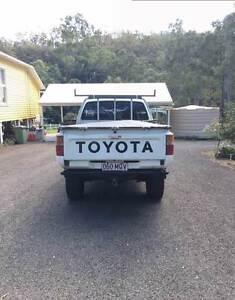 1996 Toyota Hilux Ute Toowoomba Toowoomba City Preview