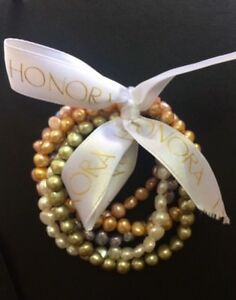 PEARL BRACELETS, HONORA COLLECTION