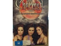 CHARMED Series 8 DVD's