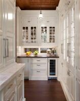 Custom Kitchen Cabinets Year End Sale