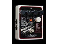 Key9 Electro Harmonix Guitar pedal
