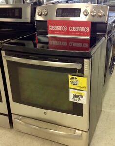 G.E. Profile range on CLEARANCE at Sears