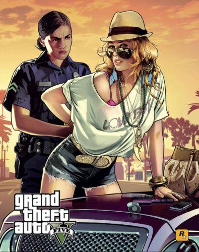 Grand Theft Auto V Windows 12345