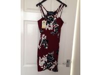 BRAND NEW WITH TAGS Newlook dress size 10