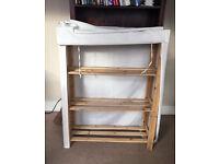 Giving away for free - Shelf /Storage unit 26cm x 86cm x 112cm