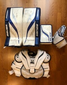 Bauer Prodigy Youth Goalie Set in Excellent Cond.
