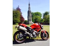 Ducati Monster 696+ Plus