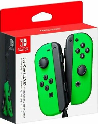 Best Buy Exclusive Joy-Con (L/R) Wireless Controllers for Nintendo Switch -