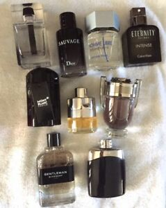 PERFUMS AND LOTIONS