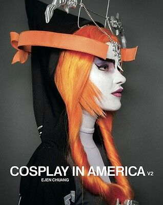 COSPLAY in AMERICA V2 Volume 2 - Ejen Chuang fandom costumes 8