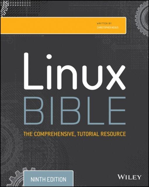 Linux Bible (Paperback), Negus, Christopher, 9781118999875