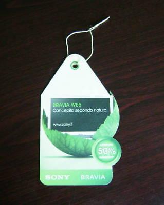 Brochure SONY BRAVIA WE5 KDL dépliant catalogo tv lcd full hd ready home cinema Sony Bravia Hd Ready Tv