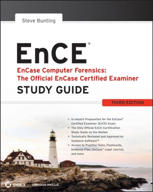 EnCase Computer Forensics - The Official EnCE: EnCase Certified Examiner Study .