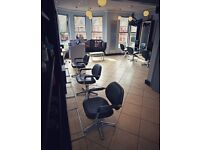 NOON SALON are looking full and part time stylists with there own Clientele