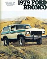 Wanted:  78-79 ford bronco