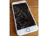 Buying faulty iphones