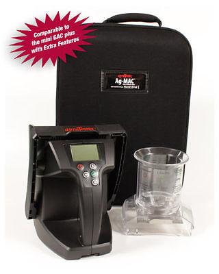 Agratronix Ag-MAC Plus Mini Gac Plus Grain Moisture Tester 30100 Made In USA