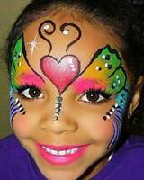 Face Painting, Henna and Kids Zone