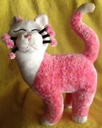 Amy Lacombe Cat Plush