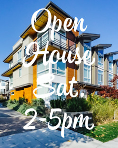 Stunning new listing in Port Moody!!! OPEN HOUSE TODAY 2-5PM!!!