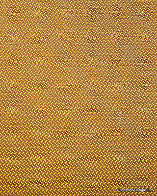 Antique Radio Speaker/Grille Cloth,S. Herringbone, 18x24,True 1930s duplication