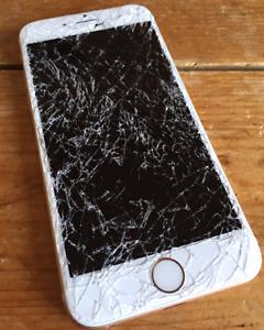 WANTED: BROKEN IPHONE 5S & 6S!!