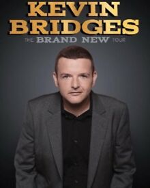 Kevin Bridges at the Hydro