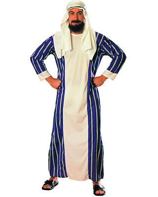 FREESTANDARD SHIPPING: Adult Arab Sheik Costume, - Adult Arab
