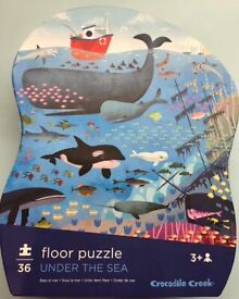 Two jigsaws - excellent condition.