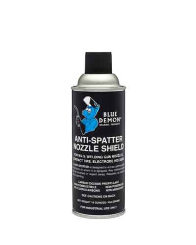 Anti-Spatter Solvent-Based 16oz Can 2 Pack Blue Demon