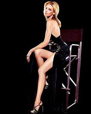 Faith Hill Color 8x10 Photo 150 LONG LEGS GLAMOROUS DRESS