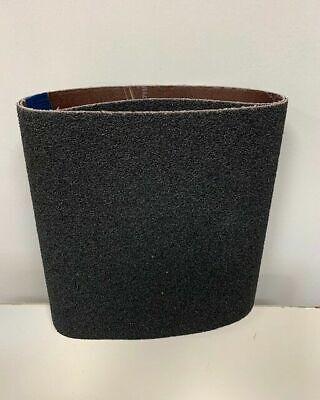 Clarke Ez8 Cloth 8x19 Sanding Belts 36 Grit - 10 Pack