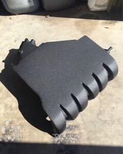 Shaved Volkswagen VR6 Intake Manifold
