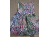 Next party/ occasion dress age 3-4 years